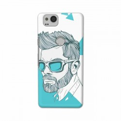 Buy Google Pixel 2 Kohli Mobile Phone Covers Online at Craftingcrow.com