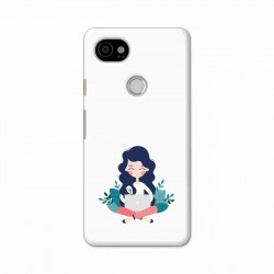 Buy Google Pixel 2 Xl Busy Lady Mobile Phone Covers Online at Craftingcrow.com
