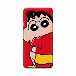 Buy Google Pixel 2 Xl Shin Chan Mobile Phone Covers Online at Craftingcrow.com