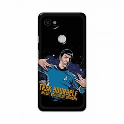 Buy Google Pixel 2 Xl Trek Yourslef Mobile Phone Covers Online at Craftingcrow.com