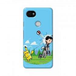 Buy Google Pixel 2 Xl Knockout Mobile Phone Covers Online at Craftingcrow.com