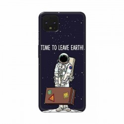 Buy Google Pixel 4 Time to Leave Earth Mobile Phone Covers Online at Craftingcrow.com