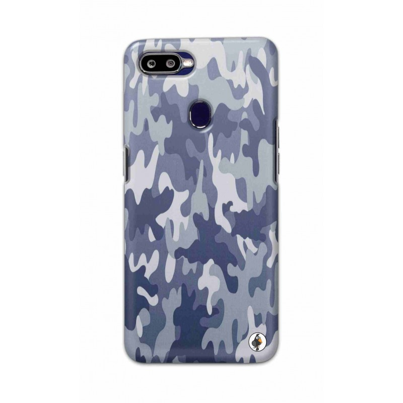 Oppo F9 Pro - Camouflage Wallpapers  Image