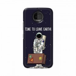 Buy Motorola Moto G5S Plus Time to Leave Earth Mobile Phone Covers Online at Craftingcrow.com
