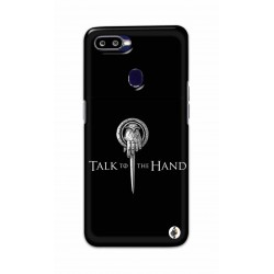 Oppo F9 - Talk to the Hand  Image
