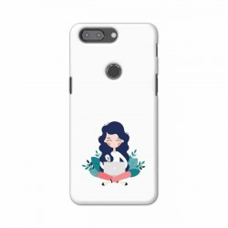 Buy One Plus 5t Busy Lady Mobile Phone Covers Online at Craftingcrow.com