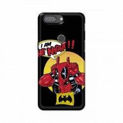 Buy One Plus 5t I am the Knight Mobile Phone Covers Online at Craftingcrow.com