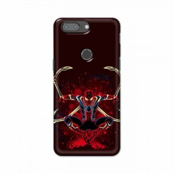 Buy One Plus 5t Iron Spider Mobile Phone Covers Online at Craftingcrow.com