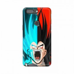 Buy One Plus 5t Rage DBZ Mobile Phone Covers Online at Craftingcrow.com