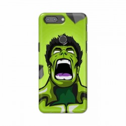 Buy One Plus 5t Rage Hulk Mobile Phone Covers Online at Craftingcrow.com