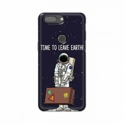 Buy One Plus 5t Time to Leave Earth Mobile Phone Covers Online at Craftingcrow.com