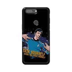 Buy One Plus 5t Trek Yourslef Mobile Phone Covers Online at Craftingcrow.com