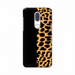 Buy One Plus 6 Leopard Mobile Phone Covers Online at Craftingcrow.com