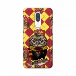 Buy One Plus 6 Owl Potter Mobile Phone Covers Online at Craftingcrow.com