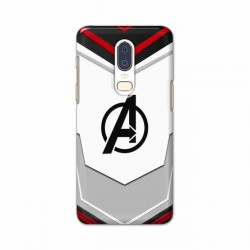 Buy One Plus 6 Quantum Suit Mobile Phone Covers Online at Craftingcrow.com