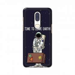 Buy One Plus 6 Time to Leave Earth Mobile Phone Covers Online at Craftingcrow.com