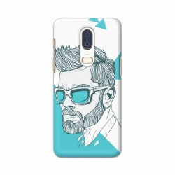 Buy One Plus 6 Kohli Mobile Phone Covers Online at Craftingcrow.com