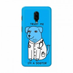 Buy One Plus 6t I am Dogtor Mobile Phone Covers Online at Craftingcrow.com