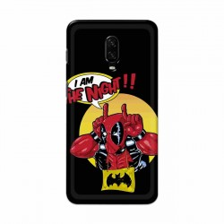 Buy One Plus 6t I am the Knight Mobile Phone Covers Online at Craftingcrow.com