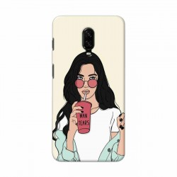 Buy One Plus 6t Man Tears Mobile Phone Covers Online at Craftingcrow.com