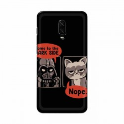 Buy One Plus 6t Not Coming to Dark Side Mobile Phone Covers Online at Craftingcrow.com