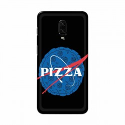 Buy One Plus 6t Pizza Space Mobile Phone Covers Online at Craftingcrow.com
