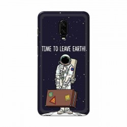 Buy One Plus 6t Time to Leave Earth Mobile Phone Covers Online at Craftingcrow.com