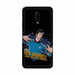 Buy One Plus 6t Trek Yourslef Mobile Phone Covers Online at Craftingcrow.com