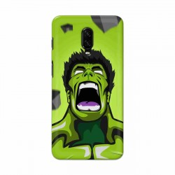Buy One Plus 7 Rage Hulk Mobile Phone Covers Online at Craftingcrow.com
