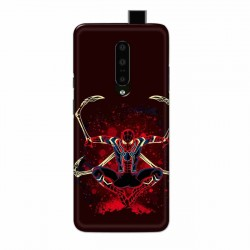 Buy One Plus 7 Pro Iron Spider Mobile Phone Covers Online at Craftingcrow.com
