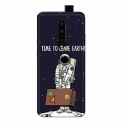 Buy One Plus 7 Pro Time to Leave Earth Mobile Phone Covers Online at Craftingcrow.com