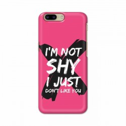 Buy OnePlus 5 I am Not Shy Mobile Phone Covers Online at Craftingcrow.com