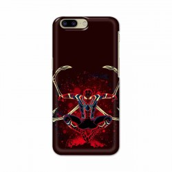 Buy OnePlus 5 Iron Spider Mobile Phone Covers Online at Craftingcrow.com