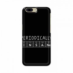 Buy OnePlus 5 Periodically Insane Mobile Phone Covers Online at Craftingcrow.com
