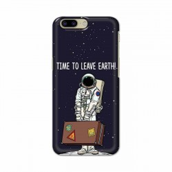 Buy OnePlus 5 Time to Leave Earth Mobile Phone Covers Online at Craftingcrow.com