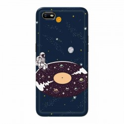 Buy Oppo A1k Space DJ Mobile Phone Covers Online at Craftingcrow.com
