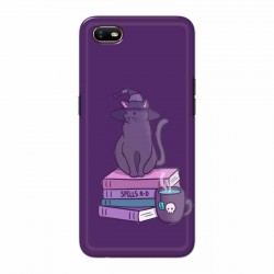 Buy Oppo A1k Spells Cats Mobile Phone Covers Online at Craftingcrow.com