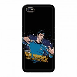 Buy Oppo A1k Trek Yourslef Mobile Phone Covers Online at Craftingcrow.com