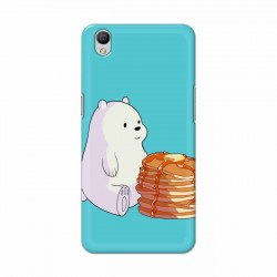 Buy Oppo A37 Bear and Pan Cakes Mobile Phone Covers Online at Craftingcrow.com
