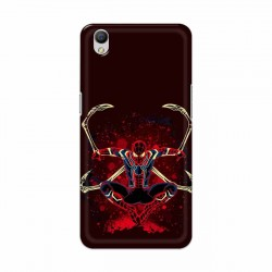 Buy Oppo A37 Iron Spider Mobile Phone Covers Online at Craftingcrow.com