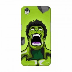 Buy Oppo A37 Rage Hulk Mobile Phone Covers Online at Craftingcrow.com
