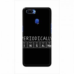 Buy Oppo A5 Periodically Insane Mobile Phone Covers Online at Craftingcrow.com