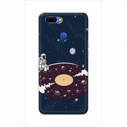 Buy Oppo A5 Space DJ Mobile Phone Covers Online at Craftingcrow.com