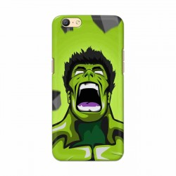 Buy Oppo A57 Rage Hulk Mobile Phone Covers Online at Craftingcrow.com