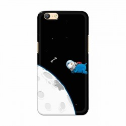 Buy Oppo A57 Space Doggy Mobile Phone Covers Online at Craftingcrow.com