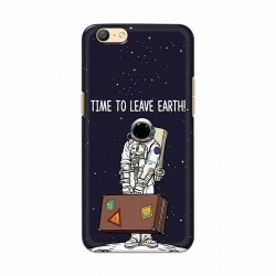 Buy Oppo A57 Time to Leave Earth Mobile Phone Covers Online at Craftingcrow.com