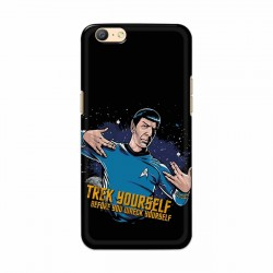 Buy Oppo A57 Trek Yourslef Mobile Phone Covers Online at Craftingcrow.com