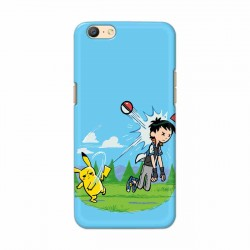 Buy Oppo A57 Knockout Mobile Phone Covers Online at Craftingcrow.com