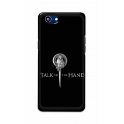 Oppo Realme 1 - Talk to the Hand  Image