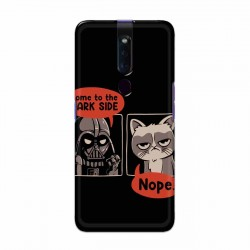 Buy Oppo F11 Pro Not Coming to Dark Side Mobile Phone Covers Online at Craftingcrow.com